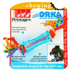 petstages dog toy orka mini chew