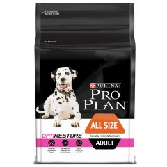 Pro Plan OPTIRESTORE Adult Dog Food for All Size - Salmon & Tuna