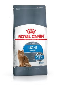 Royal Canin Cat Food - LIGHT Weight Care 2kg