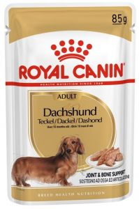 Royal Canin Dog Pouch - Adult Dachshund 85g