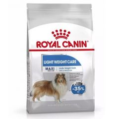 Royal Canin Dog Food - MAXI Light Weight Care 10kg