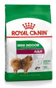 Royal Canin Dog Food - MINI Indoor Life Adult 1.5kg