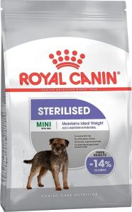Royal Canin Dog Food - MINI Sterilised 3kg