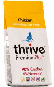 Thrive - PremiumPlus Chicken Complete Dry Food for Cats 1.5kg