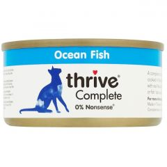 Thrive Complete 100% Ocean Fish - 75g