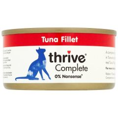 Thrive Complete 100% Tuna Fillet 75g