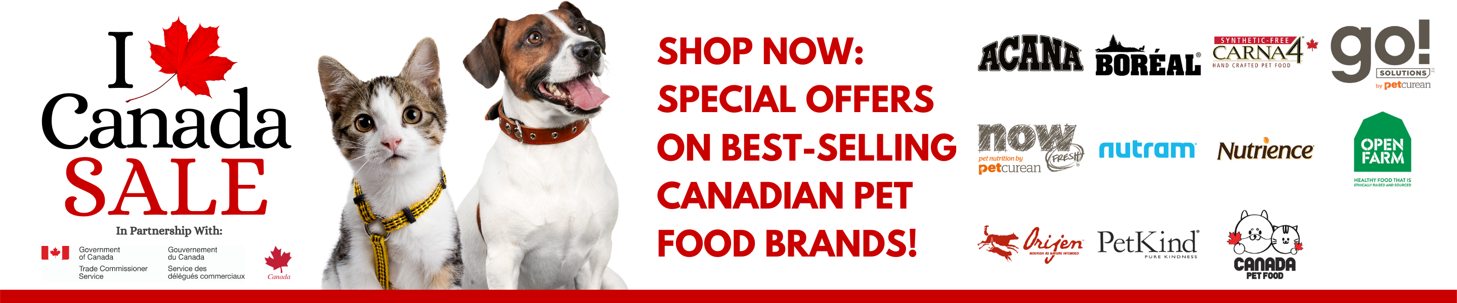 CANADA SPECIAL OFFERS